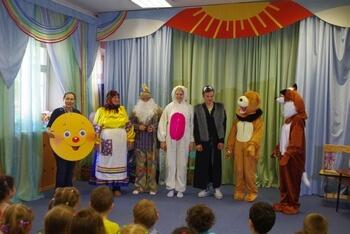 Интерактивные спектакли для детей